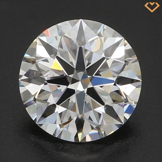 Sample Round Brilliant Diamond Cuts