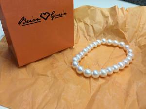 BGD Pearl Bracelet