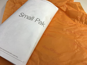 BGD Packaging (inner envelope)