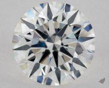 Eye Clean SI2 Diamond