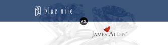 Head to Head comparison of Blue Nile vs. James Allen