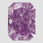 0.81 fancy colored diamond