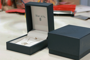 Blue Nile Presentation and Gift Box